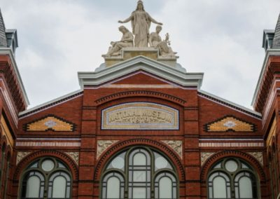Smithsonian's Arts and Industries Building